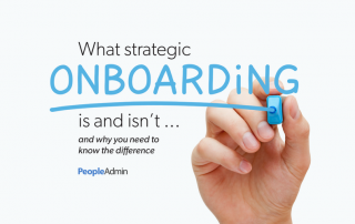 What Strategic Onboarding Is and Isn't