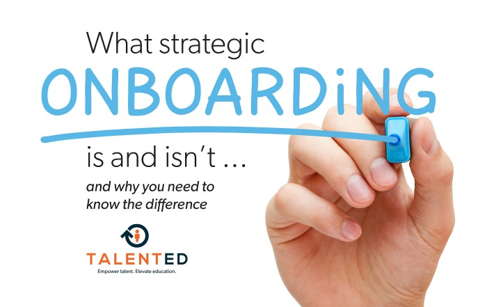 What is Strategic Onboarding eBook